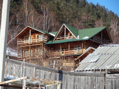 Notre Guest-House à Listvyanka