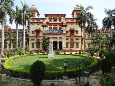 Université de Varanasi - Cadre sympa pour les études non ?