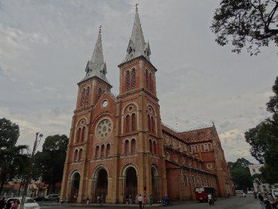 Cathédrale de Ho Chi Minh