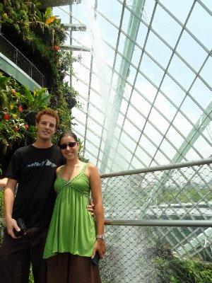 Fiona et Antoine - Garden by the bay