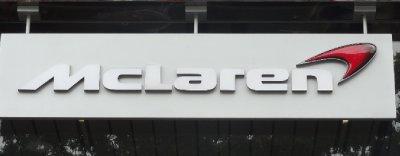Magasin McLaren :)