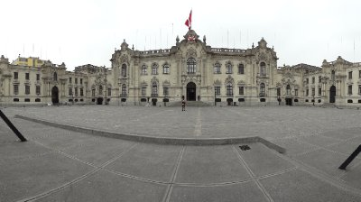 Palais présientiel - Lima