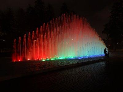 Circuit des fontaines magiques