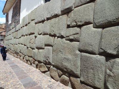Mur inka - Cuzco