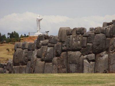 Les ruines de Saqsaywaman