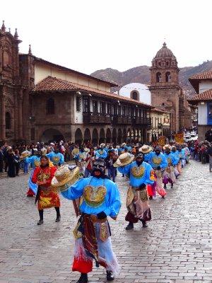 Fête - Cuzco