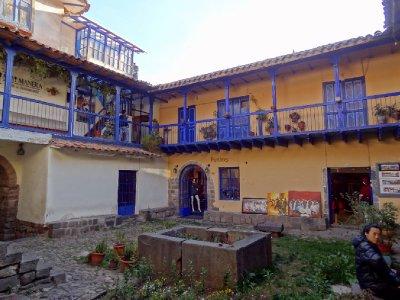 Cour intérieures - Cuzco