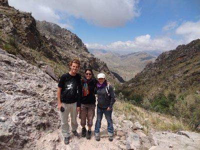 Sur le chemin des Incas