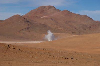 Bienvenue sur la planète la Mars - Sud Lipez