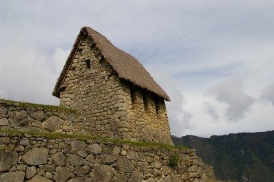Maison des Gardiens - Machu Picchu