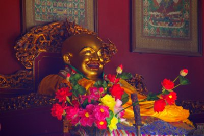 Happy Buddha - Lama Temple
