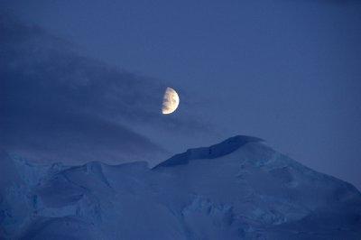La lune à fini par sortir à 2h du matin