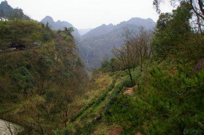 Le village Taoiste de Qiyunshan
