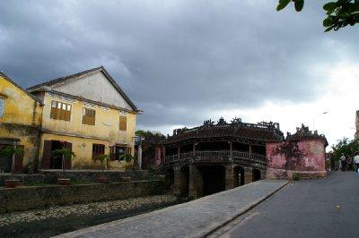 Pont couvert de Hoi An