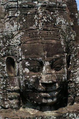 Temple de Bayon - Angkor
