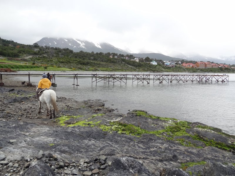 Balade à Cheval proche d'Ushuaia
