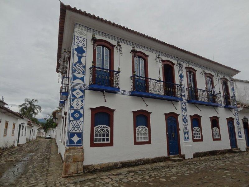 Quartier historique de Paraty
