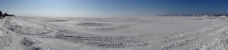 Panorama du Baikal