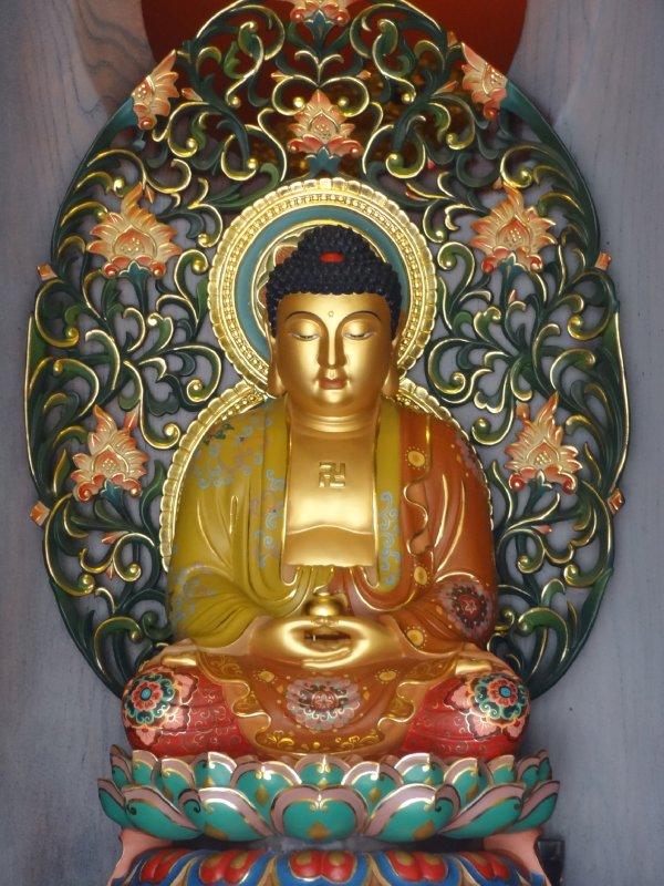 Buddha - lama temple