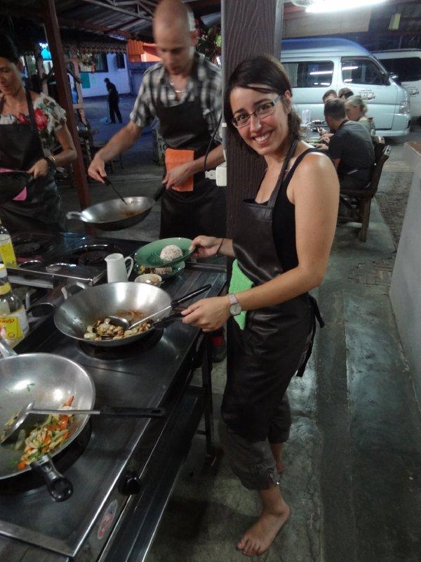Cuisine aux fourneaux