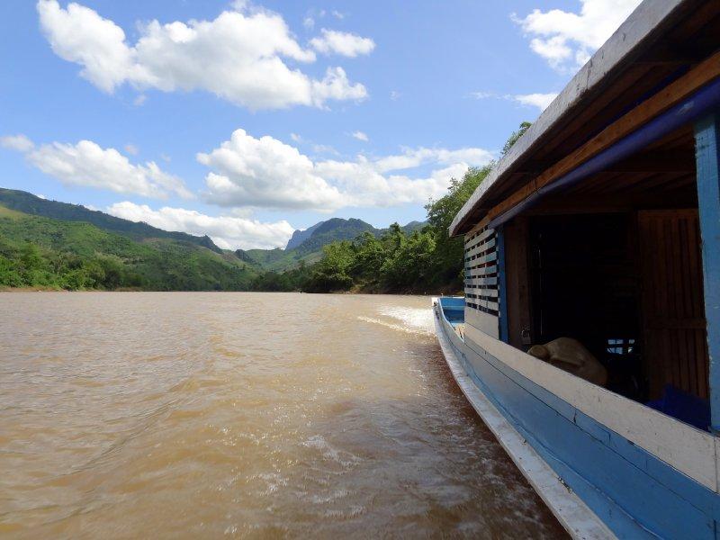 Rivière Nam Ou