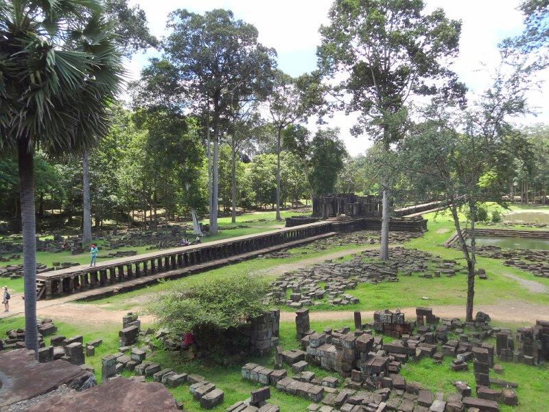 Puzzle de Baphuon :) - Angkor