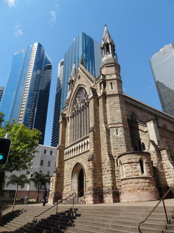 St. Stephen Cathedral - Brisbane