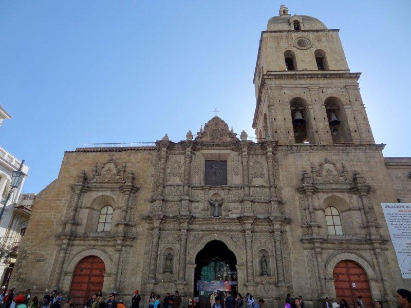 Cathédrale de La Paz