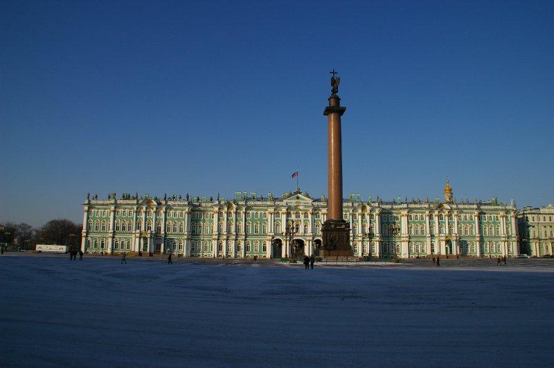 Dvortsovaya place