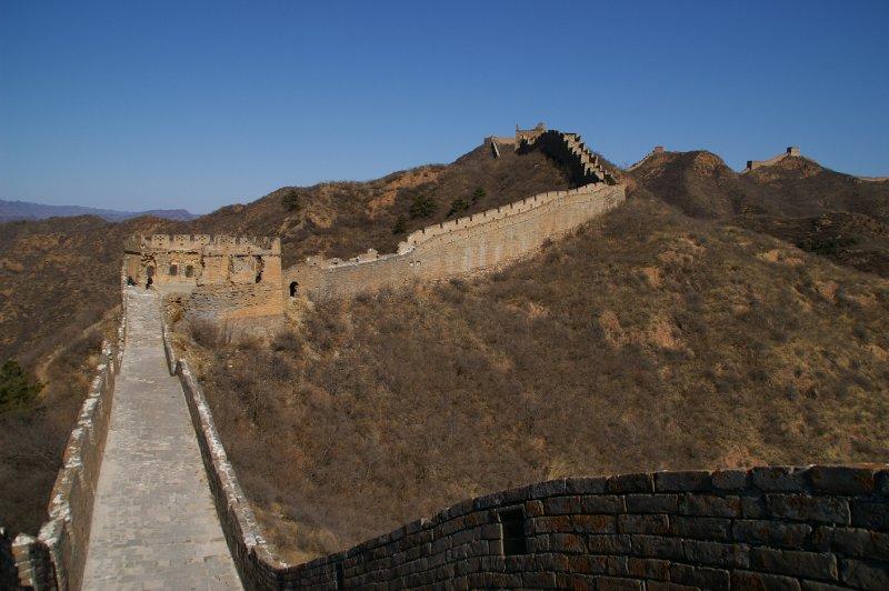 Grande muraille - Jinsanling / Simatai