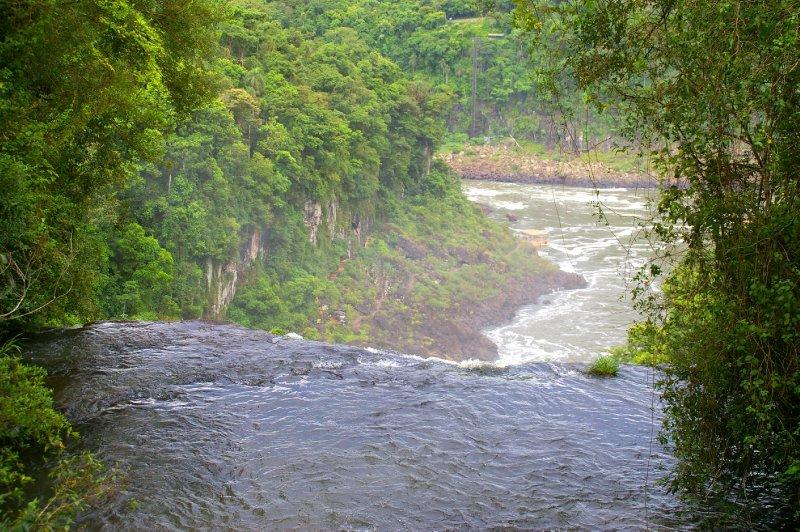 Chutes d'Iguazu - côté Argentin