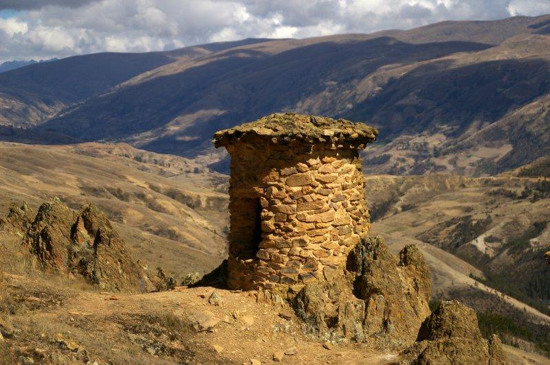 Tour funéraire pré-Incas