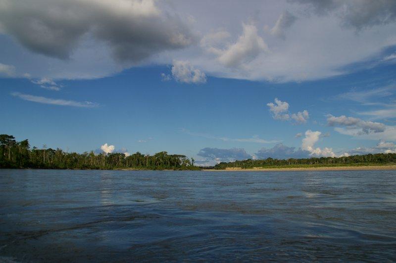 Rivière Madre de Dios
