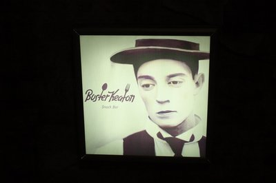 Buster Keaton cafe