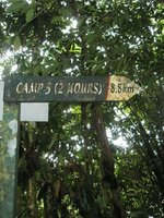 8.8km To Camp 5