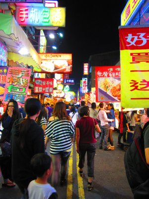 One of a thousand night markets, snacks, clothes, accessories all for ridiculous prices!