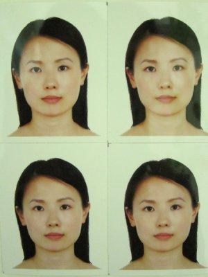 Passport/Visa pics