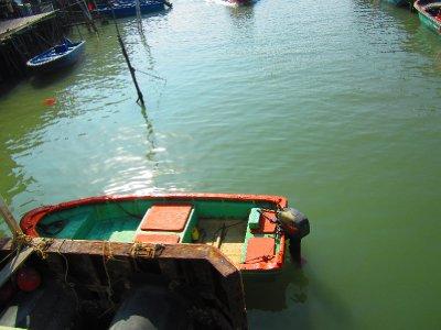 More boat pics.