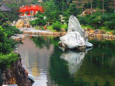 Nan Lian Garden Pond