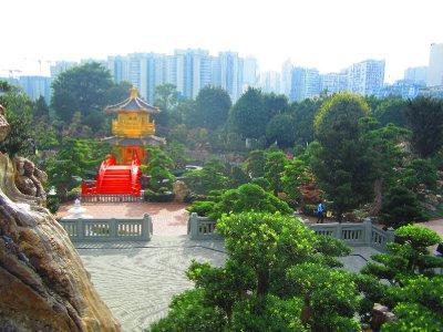 Nan Lian Garden an oasis in land of concrete