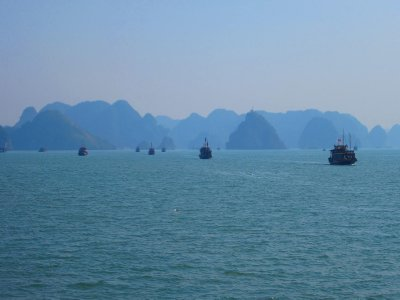 Pirate ships!