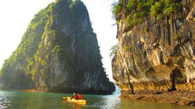 Kayaking adventures!