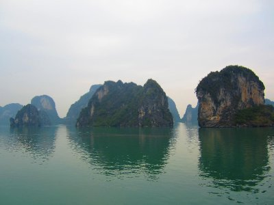 Tiny glimps of one of the Natural Wonders of Asia