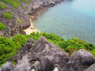 Top of the world on Monkey Island