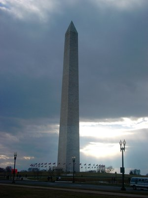 The Washington Monument, Washington DC