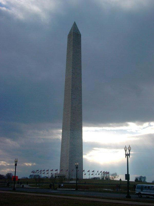 The Washington Monument, Washington DC