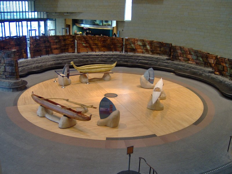 The National Museum of the American Indian, Washington DC