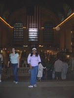 Grand Central (Train Station) - Manhattan, NY