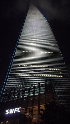 New Bund - World Financial Centre