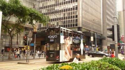 Hong Kong- Tram